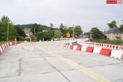 Otwarcie mostu zastępczego w Lwówku Śląśkim  (5)