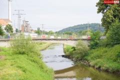 Otwarcie mostu zastępczego w Lwówku Śląśkim  (8)