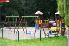 Plac zabaw w Lwówku Śląskim  (2)