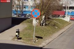 Parking przy Słowackiego w Lwówku Śląskim 1