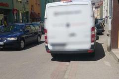Lwówek Śląski parkowanie trudna sztuka 4