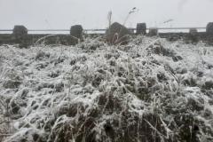 pierwszy śnieg w górach 3