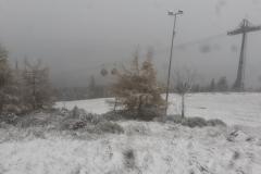 pierwszy śnieg w górach 4