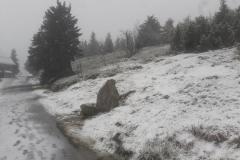 pierwszy śnieg w górach 5
