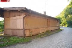 Pilchowce Zapora dworzec stacja most zabytek 05