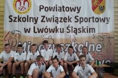 Piłka Ręczna Chłopców Igrzysk Dzieci SP 1 Gryfów Śląski