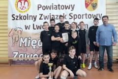 Piłka Ręczna Chłopców Igrzysk Dzieci SP 2 Lwówek Śląski