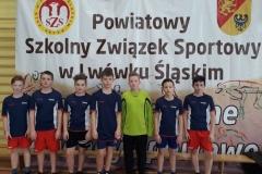 Piłka Ręczna Chłopców Igrzysk Dzieci SP 3 Lwówek Śląski