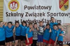 Piłka Ręczna Chłopców Igrzysk Dzieci SP Mirsk