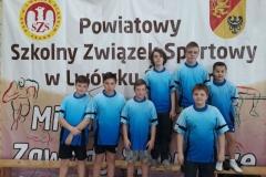 Piłka Ręczna Chłopców Igrzysk Dzieci SP Pławna