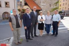 Lwówek Śląski Konferencja prasowa kandydatów PiS 4