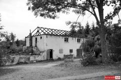 Pożar domu w Bełczynie 3
