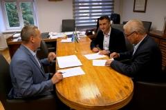 Powiat podpisanie umów z PKS 3