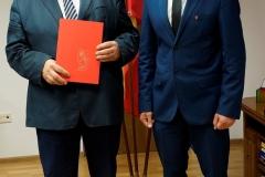 Powiat podpisanie umów z PKS 8