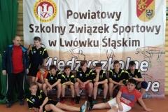 Półfinał Strefy Jeleniogórskiej SZS – piłka ręczna chłopców igrzysk dzieci 2