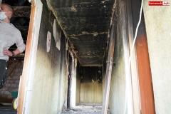 pożar w Skorzynicach akcja pomocy 01