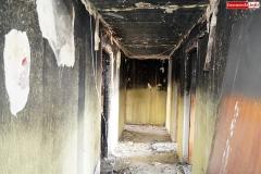 pożar w Skorzynicach akcja pomocy 02