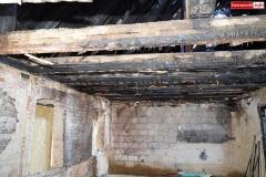 pożar w Skorzynicach akcja pomocy 04
