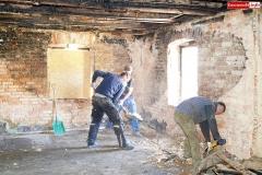 pożar w Skorzynicach akcja pomocy 09