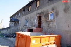 pożar w Skorzynicach akcja pomocy 11