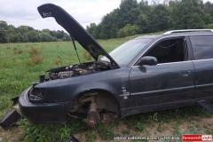 Porzucone Audi 2