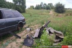 Porzucone Audi 3