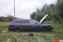 Porzucone Audi 4