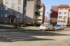 Potrącenie na ulicy Sienkiewicza w Lwówku Śląskim3