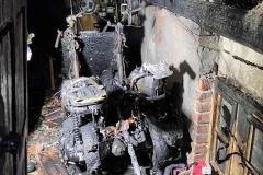 Pożar budynku w Rębiszowie06