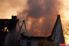 pożar domu w Kotliskach 02