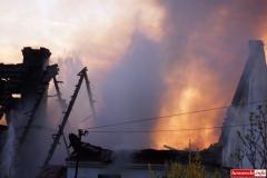 pożar domu w Kotliskach 04