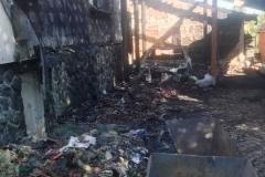 Pożar domu w Wieży  (5)
