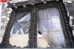 Wieża Gryfów Śląski pożar domu  (3)