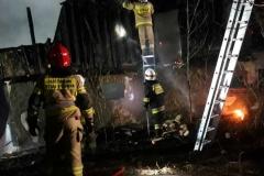 Pożar w Augustowie 2