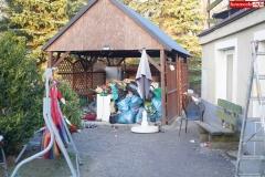 Pożar rodzinnego domu dziecka w Rębiszowie 01