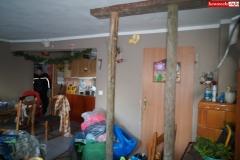 Pożar rodzinnego domu dziecka w Rębiszowie 02