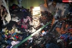 Pożar rodzinnego domu dziecka w Rębiszowie 06