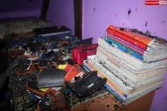 Pożar rodzinnego domu dziecka w Rębiszowie 10