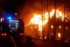 pożar w świeradowie zdroju 3