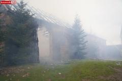 Pożar stodoły w Wojciechowie 15