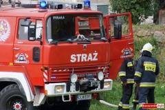 Pożar w Wojciechowie 5