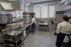 Pracownia gastronomiczna w ZSET w Rakowicach Wielkich 03