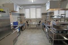 Pracownia gastronomiczna w ZSET w Rakowicach Wielkich 05
