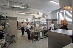 Pracownia gastronomiczna w ZSET w Rakowicach Wielkich 06