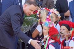 Prezydent Andrzej Duda w Lwówku Śląskim 31