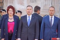 Prezydent Andrzej Duda w Lwówku Śląskim 35