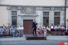 Prezydent Andrzej Duda w Lwówku Śląskim 37