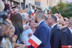 Prezydent Andrzej Duda w Lwówku Śląskim 40