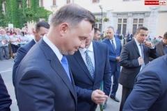 Prezydent Andrzej Duda w Lwówku Śląskim 50