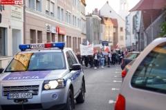 Protest kobiet Gryfów Śląski 01